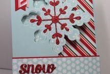 stampin up snowflake