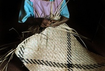 baskets & weaving / Fibras naturales: tule de laguna