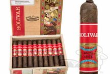 Cigars // Bolivar / Click through to our site for even more options on shapes and wrappers.