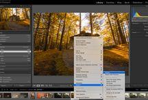 Fotografering - publicera och presentera / Tips om hur du får ut dina foton från Lightroom och Photoshop för att kunna använda dem.