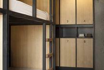build-in bunk bed plus