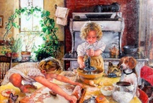 Kitchen/The Heart Of The Home / by Cindy Beach