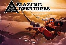 Amazing Adventures Roleplaying Game