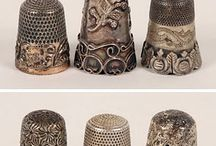 Thimbles / by Gail Wood