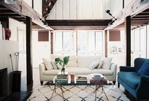 Dream Living Room / by Nicole Emery