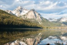 Idaho Backcountry Camping / A wish list of backcountry spots in Idaho. Did we miss something? Let us know at info@bushsmarts.com