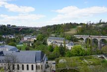 Luxembourg Travel / Some of the best pictures from Luxembourg. Read my post on this beautiful country. Vianden castle, Luxembourg city, and more!