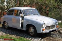 Polish cars
