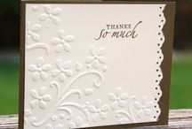 Thank You Cards / by Tracy Woods