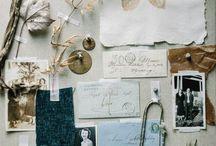 Nastěnku chci za ženu... / Moodboards,Design walls