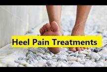 Foot Pain Treatments / Natural Foot Pain Treatments