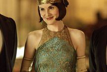 Downton Abbey...