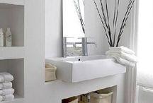 Salle de bain maçonnerie
