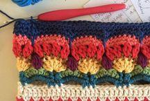 Crochet FRIDAS  típs  cuadros