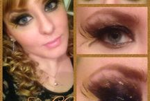 Make-up / Make-up tutorial di mia creazioni.