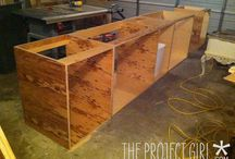 Carpentry / Making things with wood
