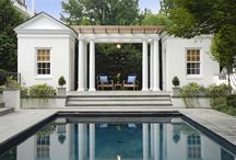 Pool Houses / by Thomas  Wright Staggs