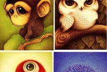 Tiere in Fabeln und Märchen
