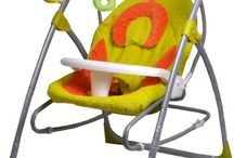 Baby electric swing & bouncer / electric swing & bouncer