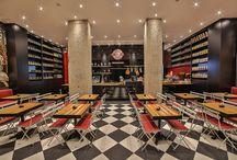 Interior Design | Toasteria Italiana