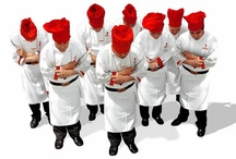 Benihana Chefs / The chef will prepare your chicken, beef or seafood, along with vegetables, hibachi-style on the sizzling grill surface. Be sure to enjoy the show, because Benihana chefs literally play with your food as they cook it. This tradition is inspired by the Japanese love of ritual in food preparation and by the art of performance, where the audience often becomes part of the act.
