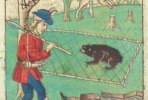 15th century hunters