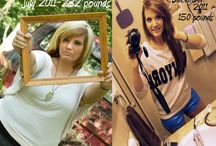 Inspriations Weighloss Stories / by Ashley B
