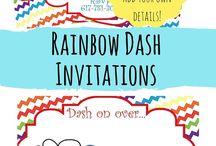 Rainbow Dash birthday