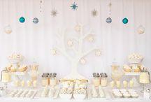 Dessert Buffets / Dessert Buffet Ideas and Inspirations / by Weddings In Iowa