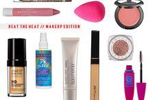 Plaatsen om te bezoeken / make up stuff