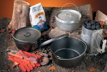 CAMPING/Dutch Oven Cooking / by Glenda McOsker