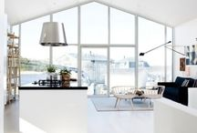 Big windows / interior design