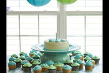 First Birthday Ideas / by Hope Cole
