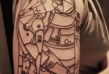 tattoo & Pin-up