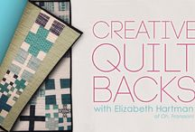 Quilty Backs