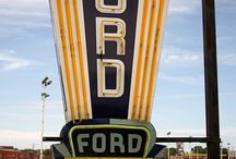 Ford stuff / by Eric Stacey Freeman