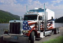 Amerikanische Trucks