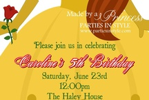 Ella's 4th Birthday -Tinker Bell