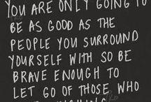 Quotes / by Michelle Cinquemani