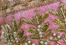 Hand work embroidery