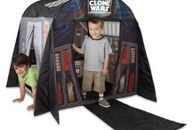 Tawhai's Room / Ideas! Wishlists! Too much Star Wars merchandise! :D