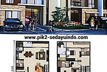 Rumah PIK 2 Cluster Nashville / Rumah PIK 2 Jakarta Cluster Nashville dijual perdana.