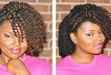 Thin Natural Hair