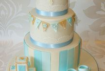 Cakes - Babies / by Melissa {Taylor-made Cakes}