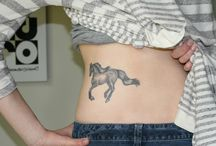 Horse Tattoos / Awesome horse tattoos
