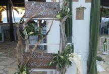 """Decor Events G.kourentzi """"Olive green and driftwoods wedding"""" / Decor Events Διακόσμηση Διοργάνωση Εκδηλώσεων"""