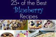 Recipes: Blueberry Madness / Because a life without blueberries would be boring
