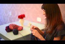 Clipping / Algumas notícias e matérias sobre meu trabalho em tricô