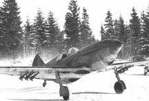 soviet planes ww2
