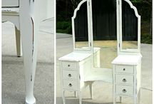 old furniture total make-over